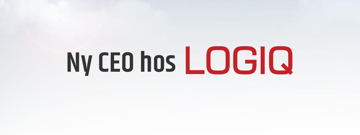 Pressmeddelande: Ny CEO hos Logiq